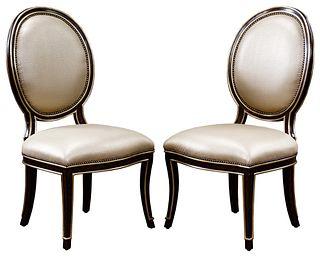 Marge Carson 'Samba' Side Chairs