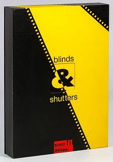 Michael Cooper 'Blinds & Shutters' Beatles Book
