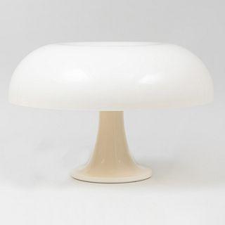 Giancarlo Mattioli Nesso Resin Table Lamp