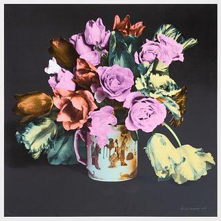 Francesco Scavullo (1921-2004): Roses and Tulips