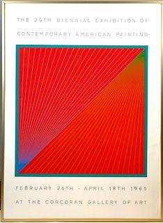 Richard Anuszkiewicz (American, 1930-2020)