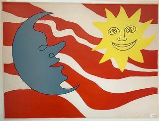 Alexander Calder (American 1898-1976)