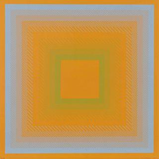Richard Anuszkiewicz (American, 1930-2020) Untitled, 1968