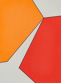 Jenny Ferri-Losinger (Swiss, 1902-1993) Untitled, 1969