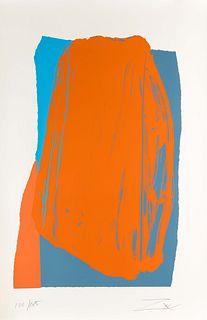 Larry Zox (American, 1936-2006) Moro I, 1981