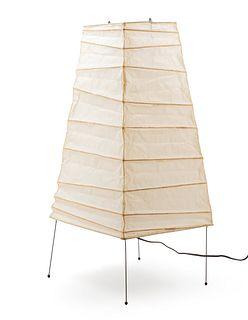 Isamu Noguchi  (Japanese-American, 1904-1988)  Akari, 5N,Table Lamp