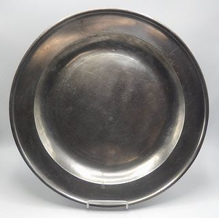 Pewter Dish by Ash & Hutton