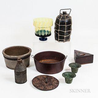 Nine Make-do Items