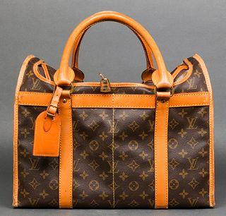 Louis Vuitton Monogram Sac Chaussures Travel Bag