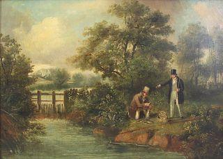 WILLIAM JONES (ENGLISH, active 1744-1747).