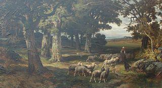 CHARLES FERDINAND CERAMANO (FRENCH, 1831-1909).