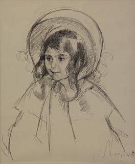 MARY CASSATT (AMERICAN, 1844-1926).