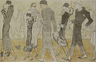MARCEL VERTES (HUNGARIAN, 1895-1961).
