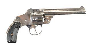 SMITH & WESSON 38 First Model Top Break Revolver