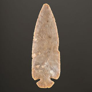 A Flint Ridge St. Charles Dovetail Blade, 6 in.