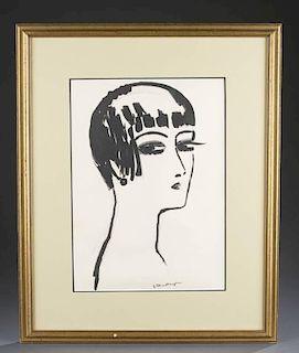 Kees van Dongen, Les Chevaux Courts, 1926.