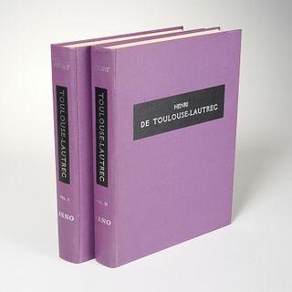 Maurice Joyant, Henri de Toulouse-Lautrec (2) Vols