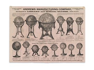 Andrews, A. H. Andrews Manufacturing Company