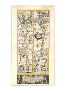 Blaeu, Willem Jansz.. Hunc Borysthenis tractum
