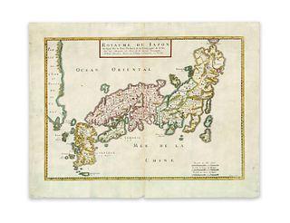 Briet, Philippe, SJ. Royaume du Japon