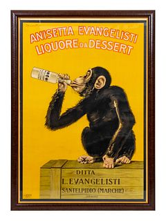 Carlo Biscaretti di Ruffia (Italian, 1879-1959) Anniseta Evangelista, 1925