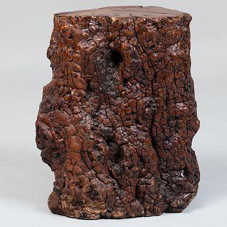 Japanese Root Form Garden Stool