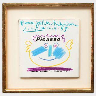 Pablo Picasso (1881-1973): Picasso: Musée Canitini Marseille
