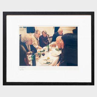David Dawson (b. 1960): Lucian Freud, John Richardson and Friends; and John and Kosei in the Kitchen