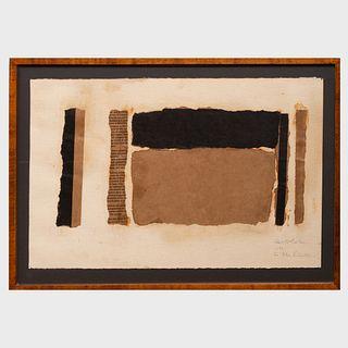 Harold Cohen (1928-2016): Untitled