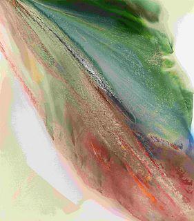 Paul Jenkins (American, 1923-2012) Phenomena Wind Buttress, 1977-78