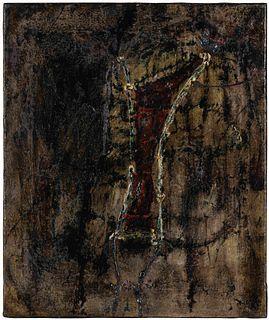 Tadeusz Brzozowski (Polish, 1918-1987) Untitled, 1959-60