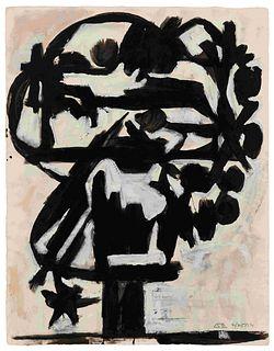 David Smith (American, 1906-1965) Untitled, 1954