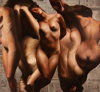 Bruno Surdo (American, b. 1963) Interface, 2008