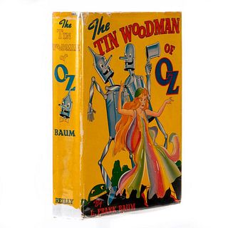 "The Tin Woodman of Oz ""popular edition"""