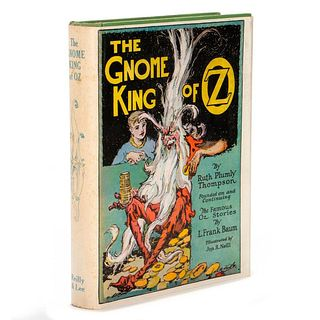 The Gnome King of Oz