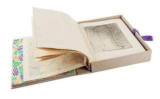 Jasper Johns (American, b. 1930) Fizzles (Foirades), 1976