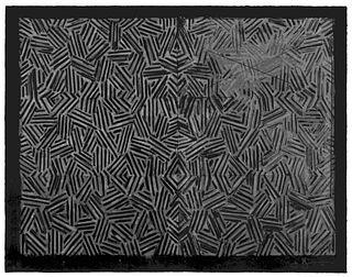 Jasper Johns (American, b. 1930) Corpse and Mirror, 1976
