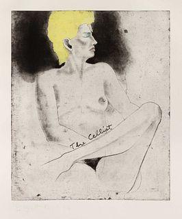 Jim Dine (American, b. 1935) The Cellist, 1976