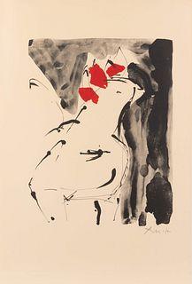 Robert Motherwell (American, 1915-1991) Le Coq