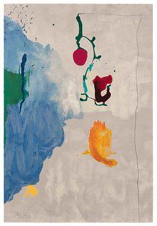 Helen Frankenthaler (American, 1928-2011) Eve, 1995