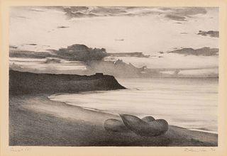 Richard Hamilton (British, 1922-2011) Sunset (f), 1975