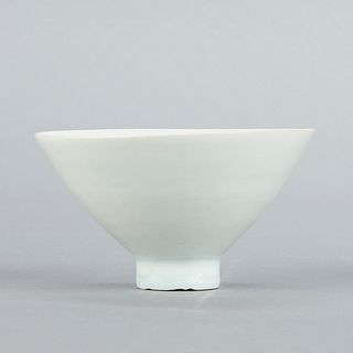 Chinese Qingbai Song Dynasty Pale Celadon Wine Cup