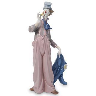 "Lladro Porcelain ""Mile Of Style"" Figurine"