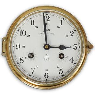 Schatz Royal Mariner Mechanical Clock
