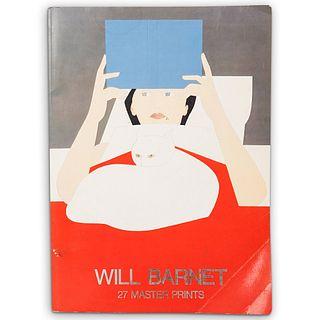 Will Barnet (27) Master Prints Book