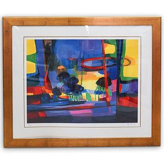 Marcel Mouly (French, 1918-2008) Lithograph