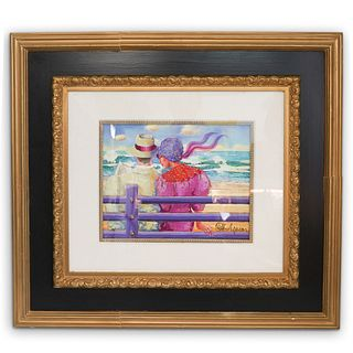 Artist Signed and Numbered Lithograph