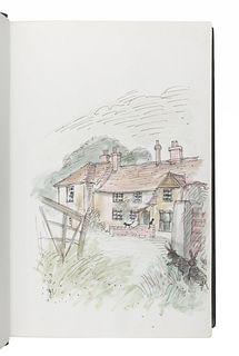 ADAMS, Richard (1920-2016). Watership Down. Illustrated by John Lawrence. London: Paradine Press, 1976.