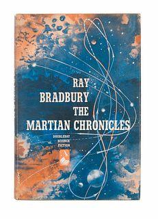 BRADBURY, Ray (1920-2012). The Martian Chronicles. Garden City: Doubleday & Company, Inc., 1950.
