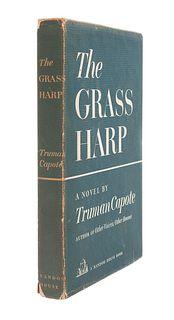 CAPOTE, Truman (1924-1984). The Grass Harp. New York: Random House, 1951.